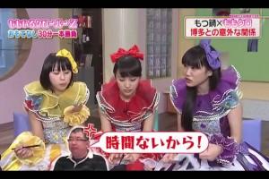 【敏腕マネージャー(笑)】ももクロ百田夏菜子&高城れに&玉井詩織を管理する太っちょさん